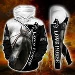 Horse Style Pullover Hoodie Or Legging