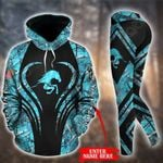 Customize Horse In Heart Pullover Hoodie Or Legging