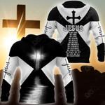 Christian Jesus Catholic 3D - White All Over Print Shirts