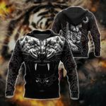 Tiger Special All Over Print Hoodies