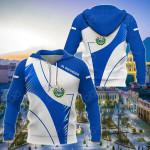 El Salvador New All Over Print Shirts