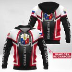 Customize Philippines New All Over Print Hoodies