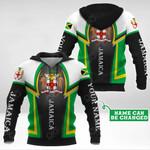 Customize Jamaica New All Over Print Hoodies