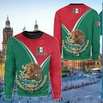Mexico - Mexican Pride All Over Print Shirts