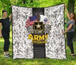 U.S.Army Veteran Premium Quilt