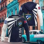 Cuba COA Style All Over Print Shirts