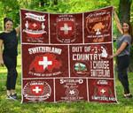 Switzerland Premium Quilt