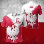 Poland - Polish Pride All Over Print Polo Shirt