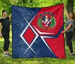 Dominican Republic Legend Premium Quilt
