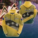 Australia Pride All Over Print Hoodies