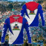 Haiti Version All Over Print Shirts