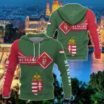 Hungary - One Nation One Culture All Over Print Shirts