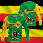Uganda - One Nation One Culture All Over Print Shirts