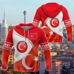 Turkey COA All Over Print Shirts