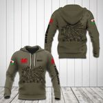 Customize Wales Welsh Dragon Hoodies