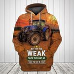 Tractor 2 All Over Print Hoodie
