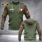 Customize Austrian Air Force All Over Print Hoodies