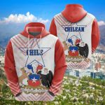 Chile Mix All Over Print Hoodies