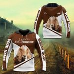 Customize Life Is Better With A Nubian Goat All Over Print Hoodies