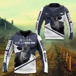 Customize Life Is Better With An Angus Cow All Over Print Hoodies