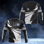 Customize Greece Coat Of Arms New Style 3D Print All Over Print Hoodies