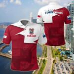 Panama Home All Over Print Polo Shirt