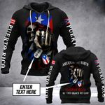 Customize Puerto Rico - Great All Over Print Hoodies