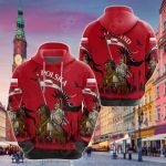 Poland The Polish Hussars All Over Print Shirts