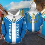 Guatemala Rising All Over Print Hoodies