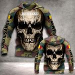 Customize Belgium Army Soldier All Over Print Hoodies