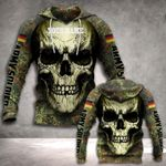 Customize Germany Army Soldier All Over Print Hoodies