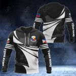 Customize Philippines Coat Of Arms New Style 3D Print All Over Print Hoodies