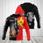 Customize Papua New Guinea Raggiana Bird-Of-Paradise All Over Print Shirts