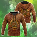 Irish St.Patrick Day Celtic All Over Print Shirts