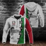 Customize Italy Rome Drawing All Over Print Hoodies