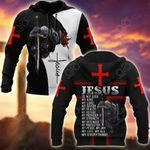 Jesus 3D All Over Print Shirts