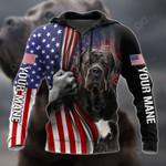 Customize Cane Corso All Over Print Shirts