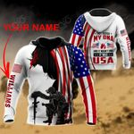 Customize U.S.Army Veteran It Was USA All Over Print Shirts