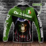 Customize The Irishman All Over Print Shirts