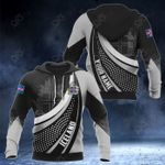 Customize Iceland Print 3D All Over Print Hoodies