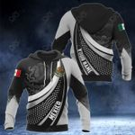 Customize Mexico Print 3D All Over Print Hoodies