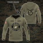 Customize US Marine Corps All Over Print Shirts