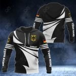 Customize Germany Coat Of Arms New Style 3D Print All Over Print Hoodies