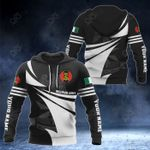Customize Nigerian Army New Style 3D Print All Over Print Hoodies