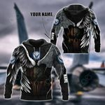 Customize U.S.Air Force Wings All Over Print Hoodies