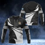 Customize Fiji Coat Of Arms New Style 3D Print All Over Print Hoodies
