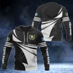 Customize Guatemala Coat Of Arms New Style 3D Print All Over Print Hoodies