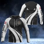 Customize Austria Coat Of Arms Special Form 3D All Over Print Hoodies