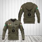 Customize Nigeria Coat Of Arms Hoodies