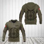 Customize Peruvian Army Hoodies